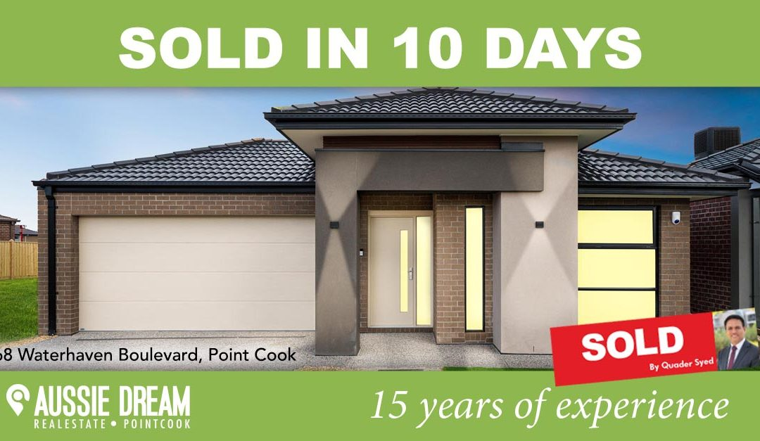 168 Waterhaven Boulevard, POINT COOK  VIC  3030